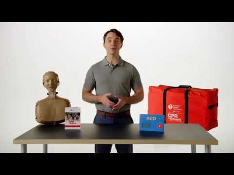 CPR In Schools Training Kit™ Demo Video
