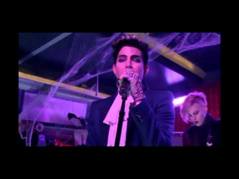 Adam Lambert - Cuckoo (PLL Performance)
