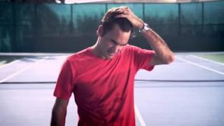 Preparação Roger Federer