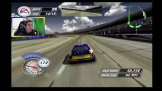 playing defense talladega   nascar thunder 2004 career mode race 8 36