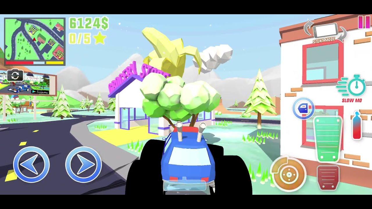 Dude Theft Wars: Open World Sandbox | CAR| #323 - Android GamePlay FHD