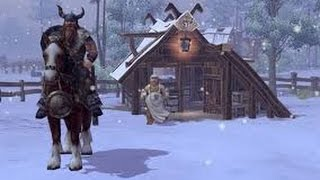 Settlers Rise of an Empire Beginners Guide, Winter Moon