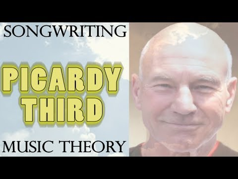 The World's Most Hopeful Chord – Picardy Third [Songwriting Lesson / Composition / Music Theory]