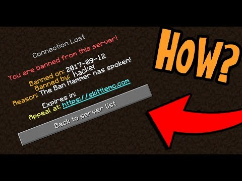 HACKER BANNED ME FROM MY OWN SERVER! WTF! - OWNER CATCHING HACKERS! EP63