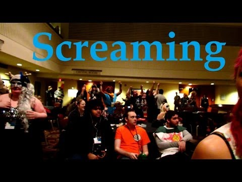 Convention Story Time - Screaming at Anime Milwaukee 2014
