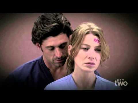 [Grey's Anatomy 11x22] Meredith remembers Derek -