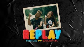 Redimi2 - Replay (Video Oficial) ft. Samantha
