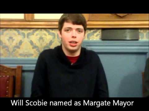 Isle of Thanet Gazette bulletin: Ezekiel charged / Scobie named Margate  mayor