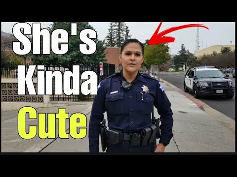 Fresno's corrupt cops do the walk of shame part 2 TCCW 1st amendment audit