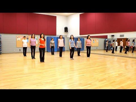 Hurts Like A Cha Cha - Line Dance (Dance & Teach in English & 中文)