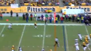 Steelers vs Ravens 2009