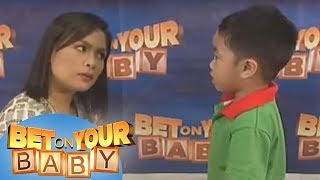 Bet On Your Baby: Juday's BaBy Talk with Baby Kharlo