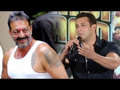 Salman Khan : Won't Party If Sanjay Dutt Is Out On Parole