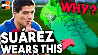 Luis Suarez's X16.1 Turbocharge Boots Review