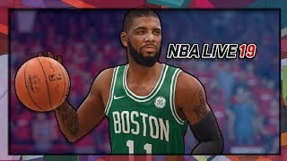 NEW BUILD COMING TO NBA LIVE 19! WILL THE BAPE BABY RETURN??