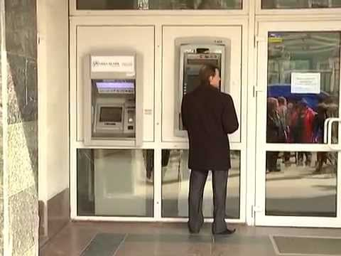 People Can't Withdraw Money From Bank Cards In Occupied Crimea