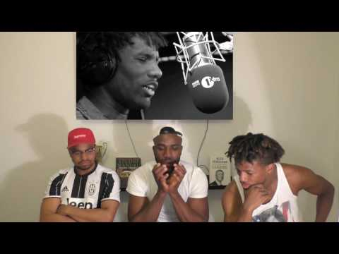WRETCH 32 & AVELINO - fire In The Booth | HD | BEST F.I.T.B. [REACTION]