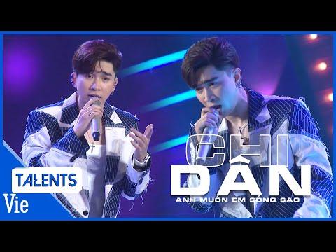 """CHI DÂN live """"Anh muốn em sống sao"""" với bản phối mới tại Bài Hát Đầu Tiên"""