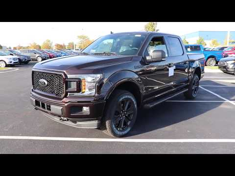 2020 Ford F150 XLT Black Sport