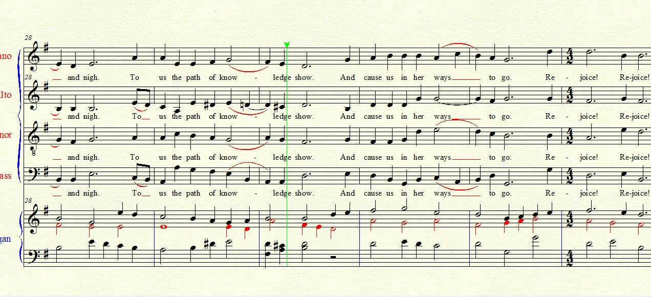 O Come O Come Emmanuel - Bass Part (arr. by Peter Selden).wmv - YouTube