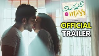 Mister & Miss Movie Official Trailer Gnaneswari Kandregula Sailesh Suny