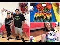 EMMA'S 6TH BIRTHDAY PARTY! | DC SUPER HERO GIRLS
