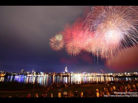 台北大稻埕2013音樂煙火節現場原音HD完整版 TAIPEI FIREWORK SHOW