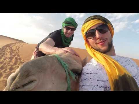 Morocco - Sahara Desert Tour!