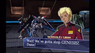 Gundam Battle Assault 3 | Mission Mode 13 | Space 3
