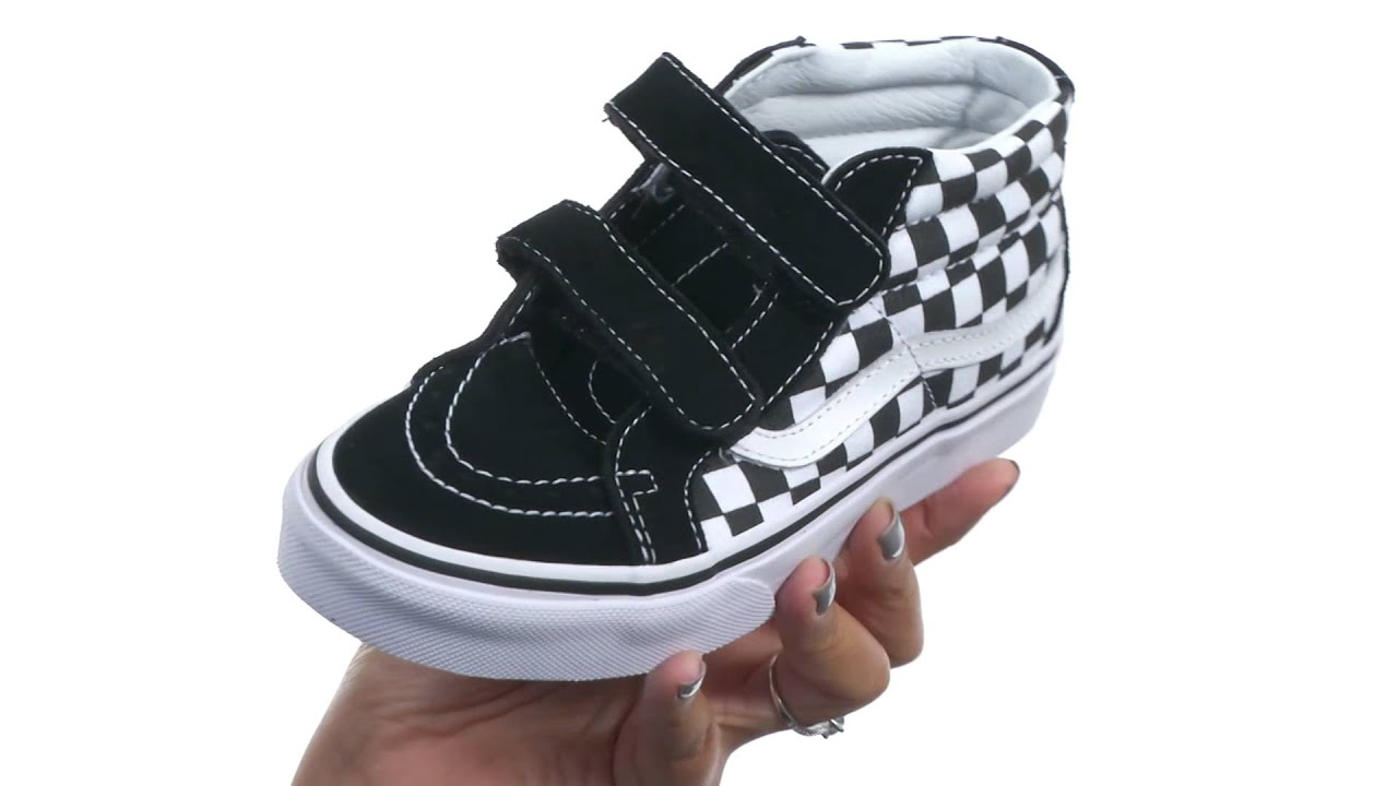 do vans for toddlers run big