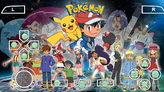 {354MB}Download Best Graphics Pokemon Game On Android || Pokemon Trainer Carnival