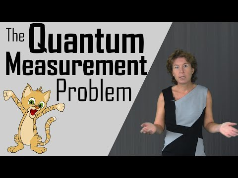 The Problem with Quantum Measurement