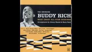 The Buddy Rich All Stars - Sweets Opus No. 1 alt. take