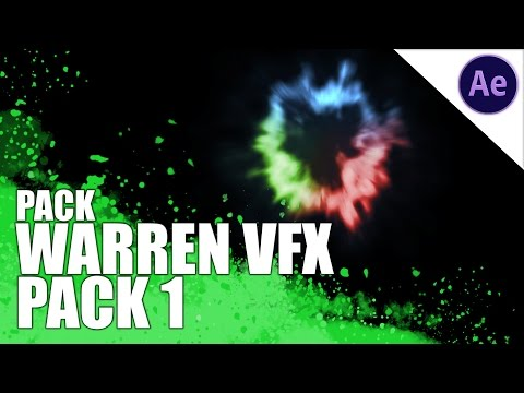 PACK] WARREN VFX PACK 1 Free Harry Potter VFX Pack