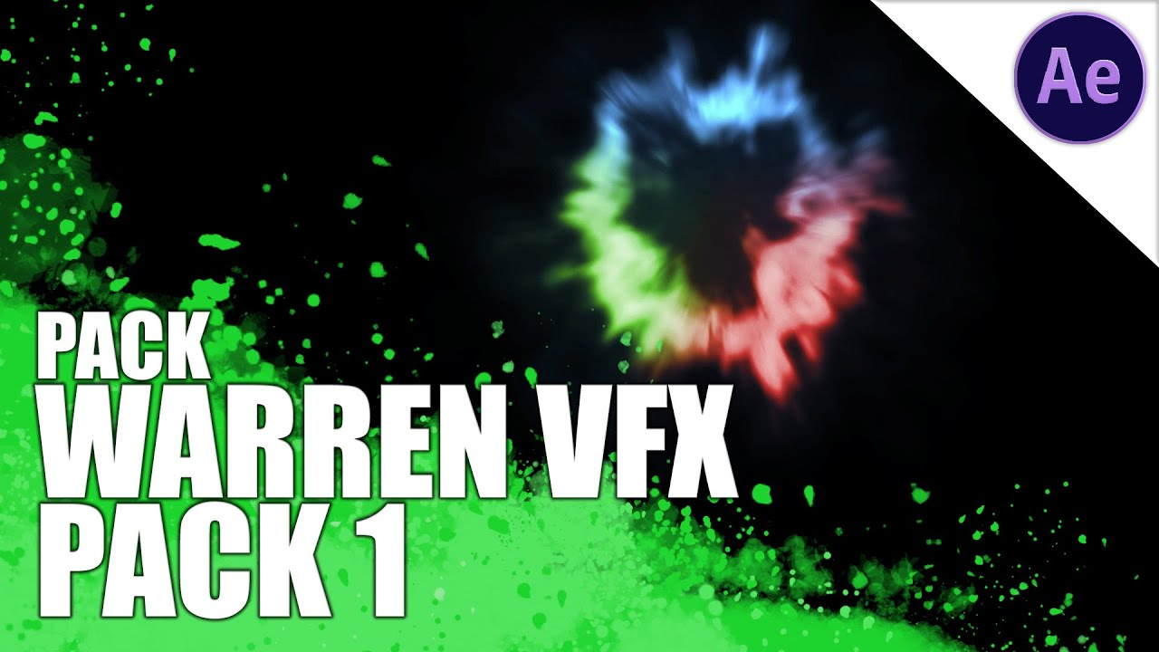 [PACK] WARREN VFX PACK 1 (Free Harry Potter VFX Pack)