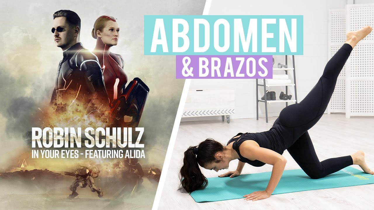 IN YOUR EYES - Robin Schulz feat Alida | WORKOUT