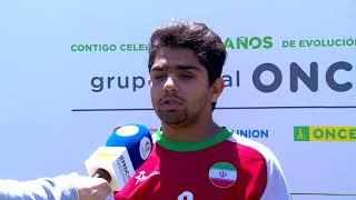Interview Irán