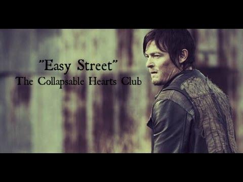 Easy Street (Lyrics) - The Collapsable Hearts Club