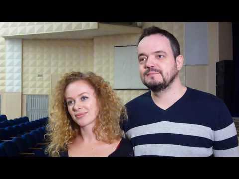 Василий и Полина Головановы