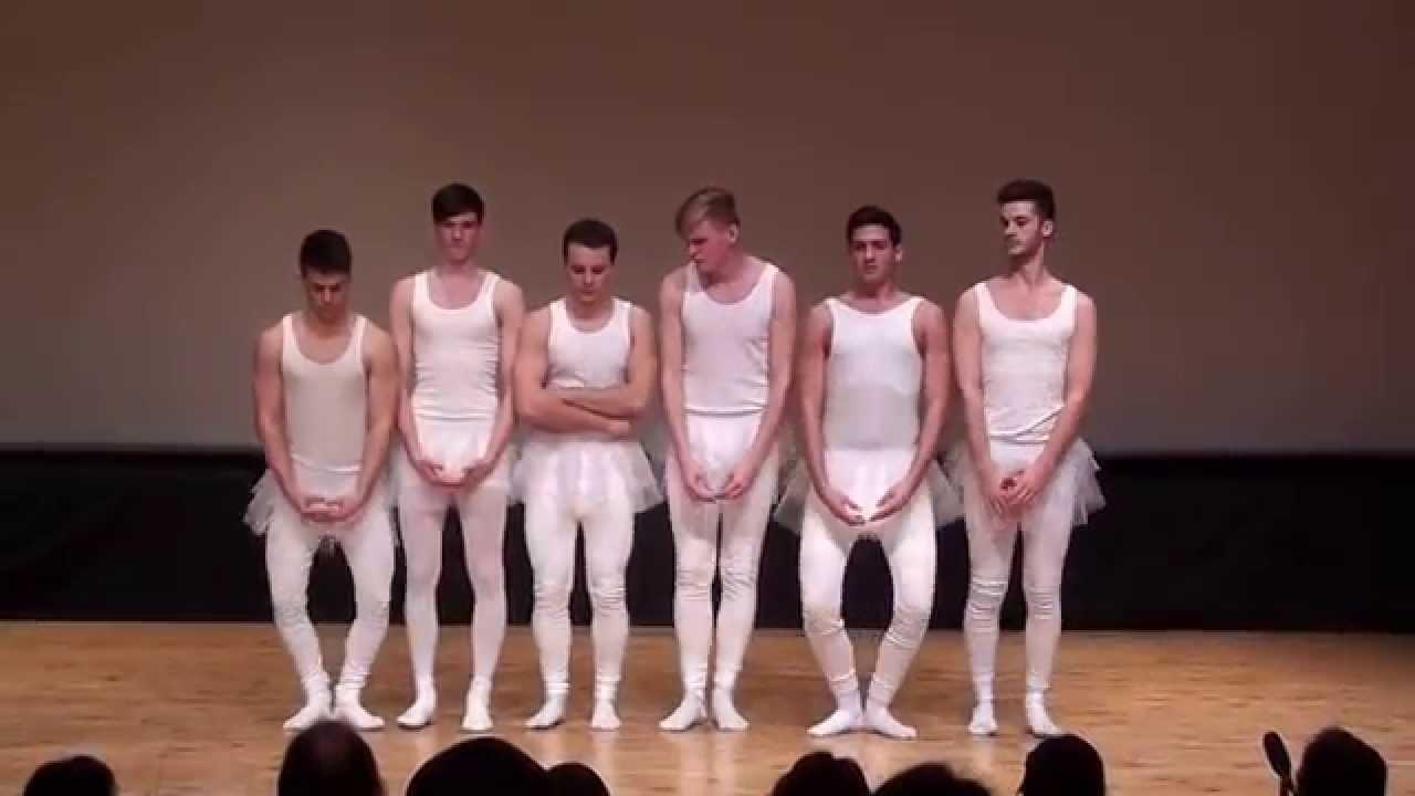 táncos erekciója
