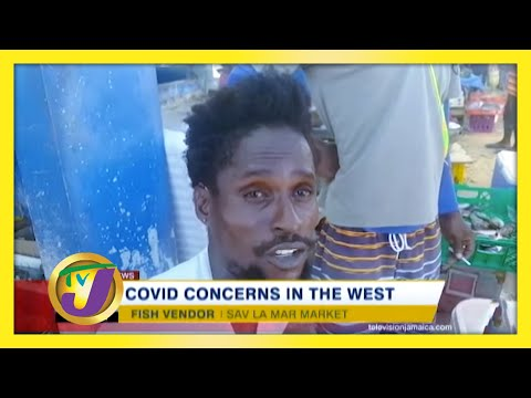 Covid Concerns in the West   TVJ News