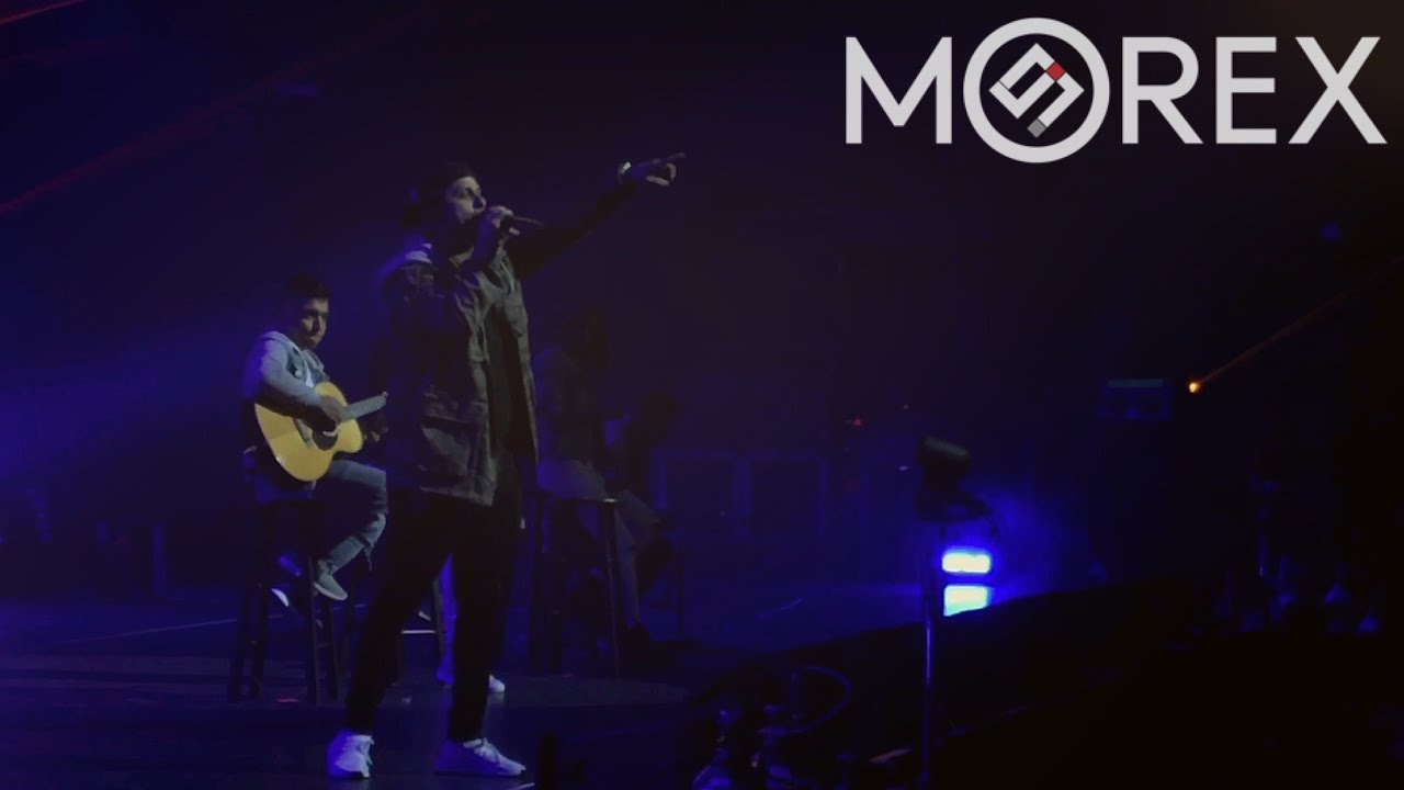 Nicky Jam - No Te Vayas / Estrella (Acapella En Vivo / Live at The Verizon Theatre - Grand Prairie) #1