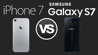 iphone 7 vs galaxy s7 en espaol
