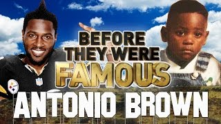 ANTONIO BROWN - Before They Were Famous - Locker Room Video