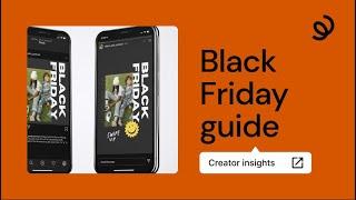 TeespringTalk: Running a Black Friday + Cyber Monday sale