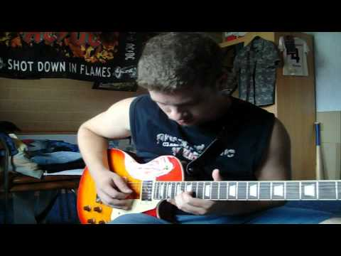 Amsterdam - Axel Fischer (Guitar Solo)