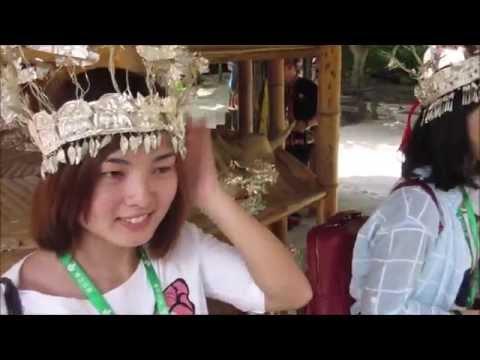 Travel With Chris: Li & Miao Ethnic Village (Hainan, China)