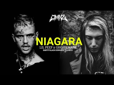 LiL PEEP ft. GHOSTEMANE - NIAGARA (SUB. ESPAÑOL / LYRICS) MUSIC VIDEO