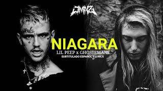 LiL PEEP ft. GHOSTEMANE - NIAGARA (SUB. ESPAÑOL / LYRICS) MUSIC VIDEO