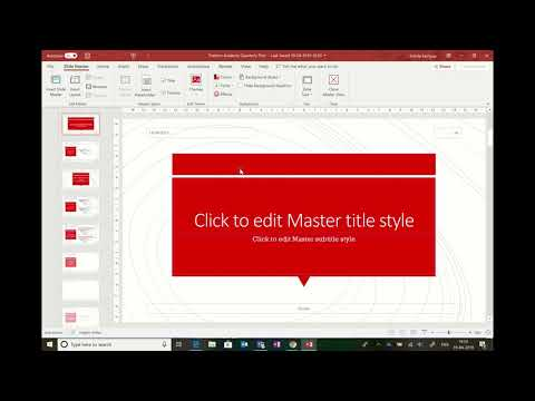 How to use the Microsoft Teams for effective team collaboration over PowerPoint presentation? thumbnail